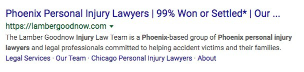 top result personal injury